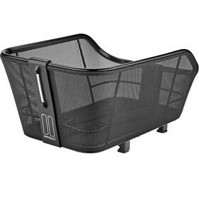Basil Cento Tech Fiber Bicycle Basket WSL, negro
